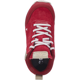 CMP Campagnolo Elettra Low WP Schoenen Kinderen rood